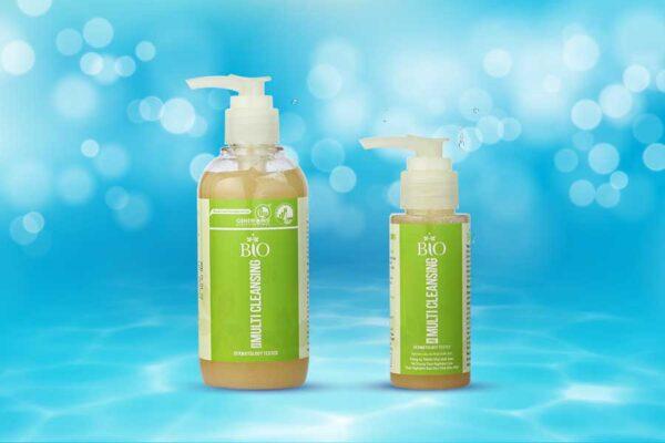 Bio Multi Cleansing là sữa rửa mặt không tạo bọt an toàn và thích hợp với mọi làn da