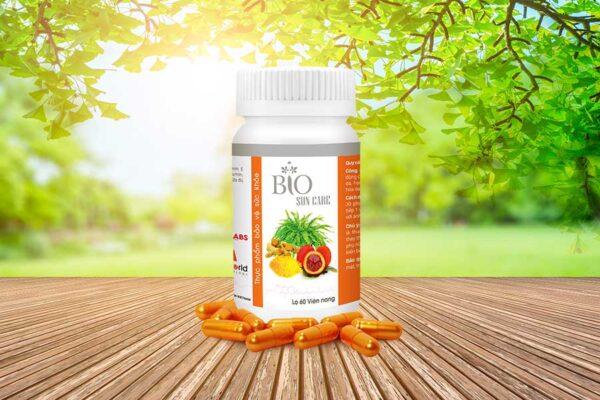Bio Suncare - Viên uống chống nắng công nghệ Nano
