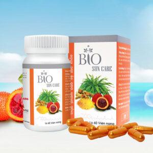 Viên uống chống nắng Bio Suncare 2