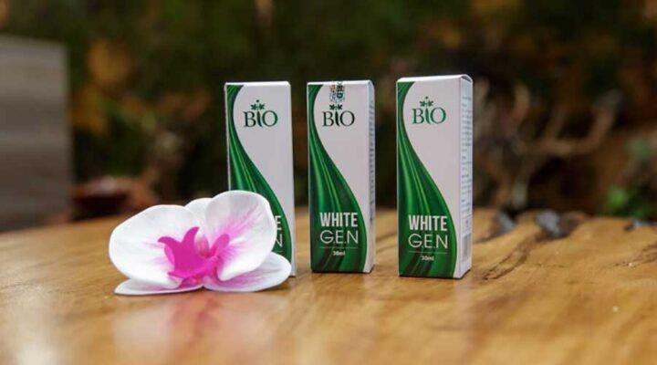 Tinh chất dưỡng trắng da Bio WhiteGen với thành phần từ chiết xuất tự nhiên