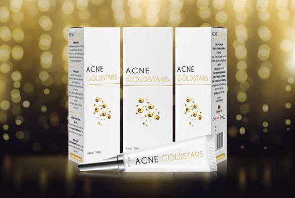 Acne GoldStars phù hợp với nhiều loại da và nhiều cấp độ mụn