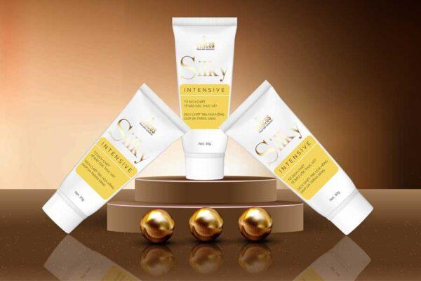Bộ sản phẩm Siêu cấp nước Cellcos với sự nâng cấp của Silky Intensive