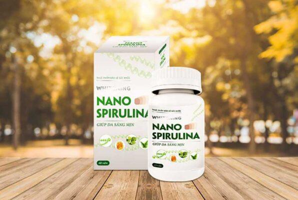 Viên uống Whitening Nano Spirulina phù hợp với nhiều đối tượng khác nhau