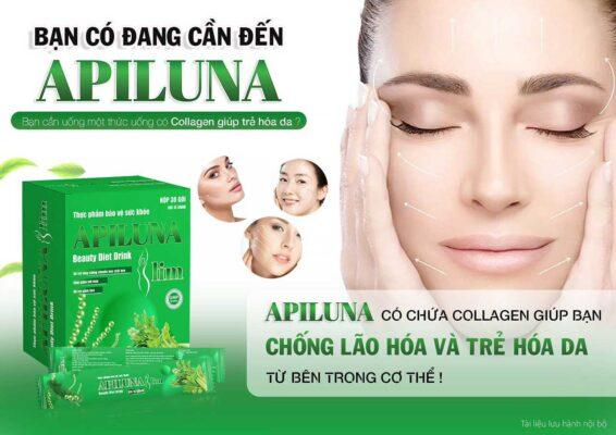 Apiluna Slim giúp bạn tối ưu hiệu quả giảm cân mà vẫn đảm bảo an toàn cho sức khỏe