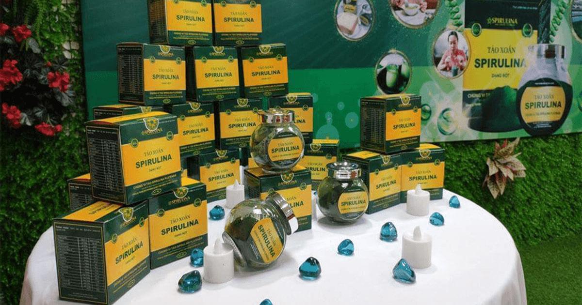 Avata Hội thảo tiềm năng ứng dụng vi tảo Spirulina