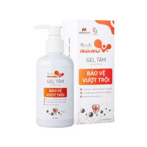 Gel tắm MediNano bảo vệ cơ thể 2