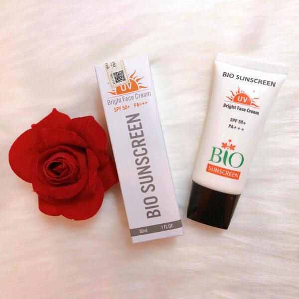 Kem chống nắng an toàn không chứa chỉ Bio SunScreen 2