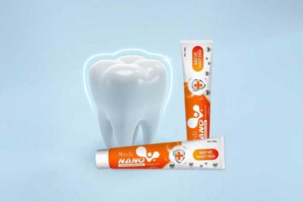Kem đanh răng MediNano Fresh từ công nghệ Sinh học mang nhiều ưu điểm vượt trội