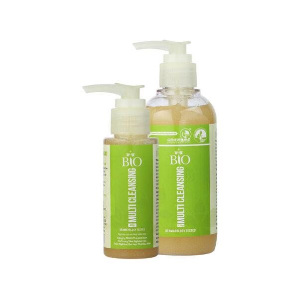 Sữa rửa mặt Organic Bio Multi Cleansing 1