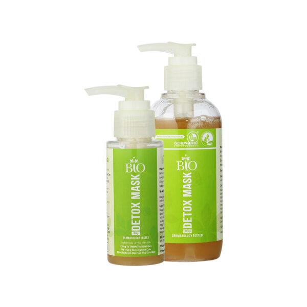 Thải độc dành cho da khỏe Bio Detox Mask 1
