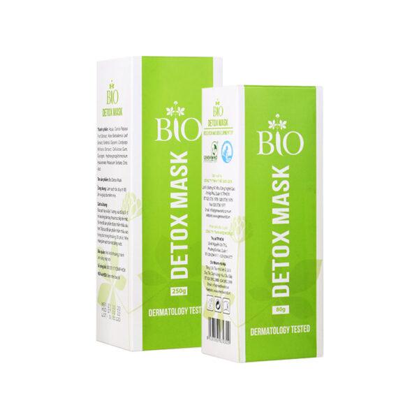 Thải độc dành cho da khỏe Bio Detox Mask 2