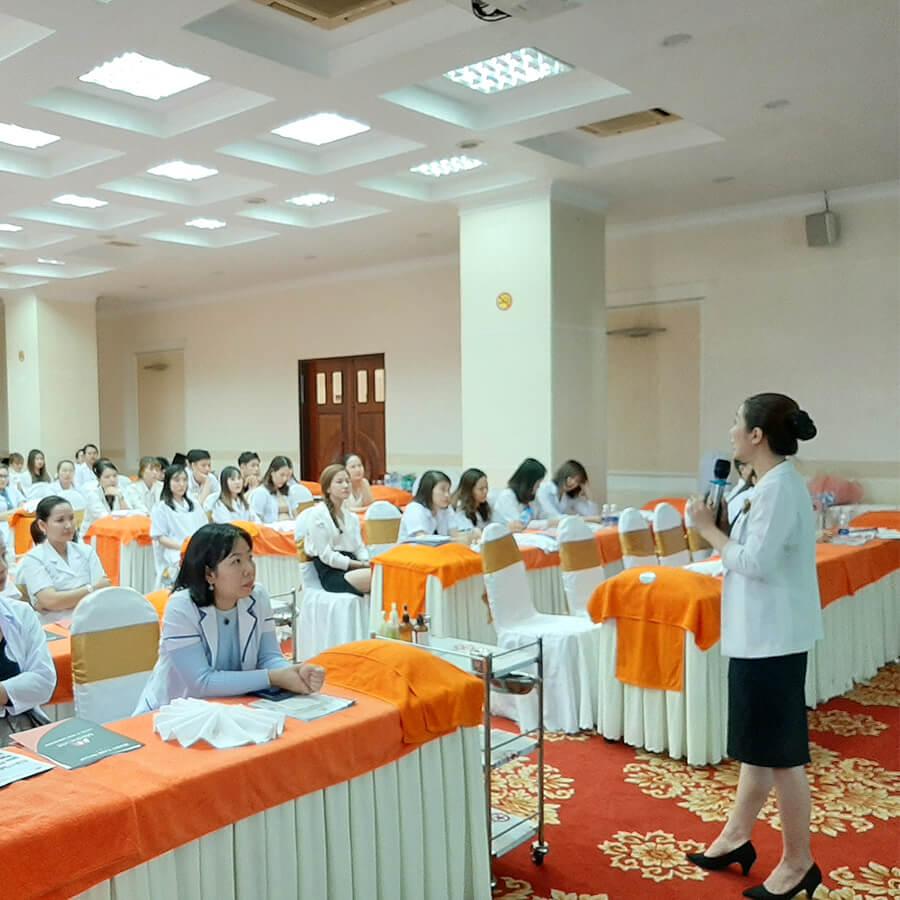 Avata Chuyển giao công nghệ - Khóa đào tạo chăm sóc da thẩm mỹ chuyên nghiệp