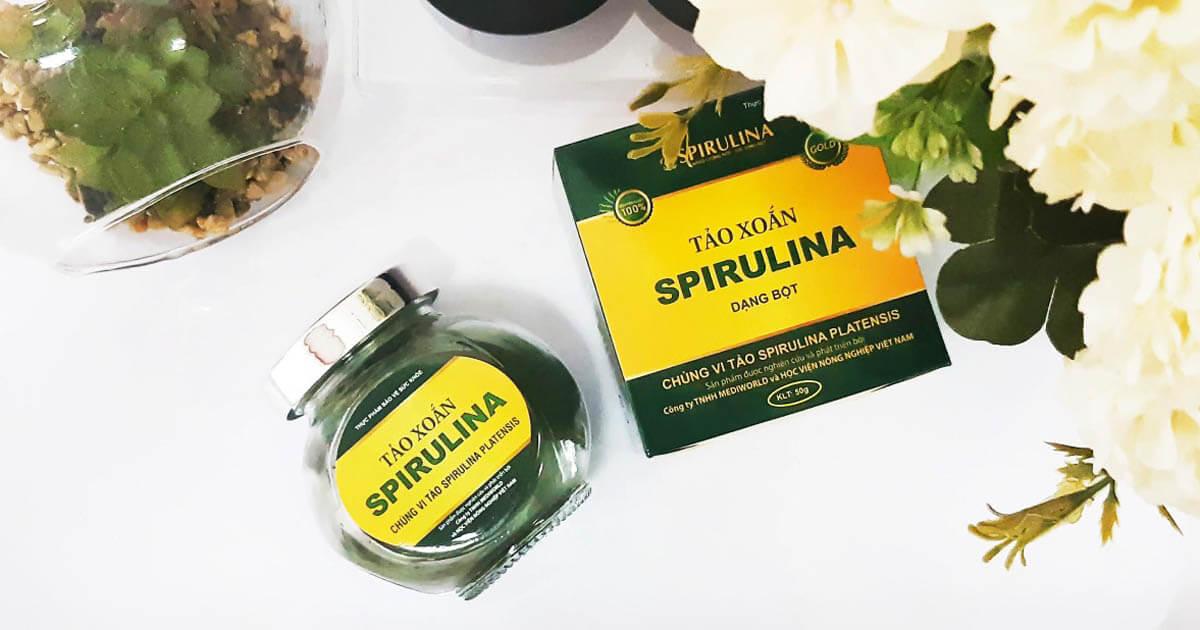 Avata Hướng dẫn sử dụng bột tảo xoắn Spirulina cho từng đối tượng khác nhau