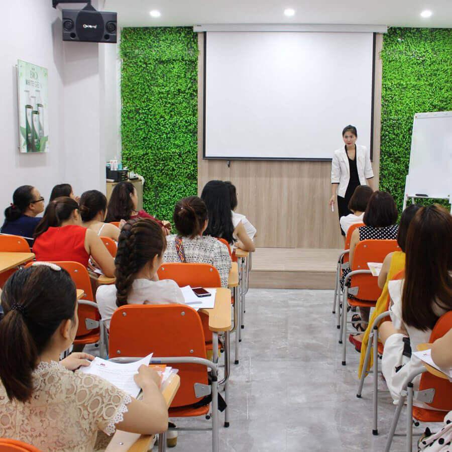Avata Lớp chuyên đề - Công nghệ Organic trong Da thẩm mỹ