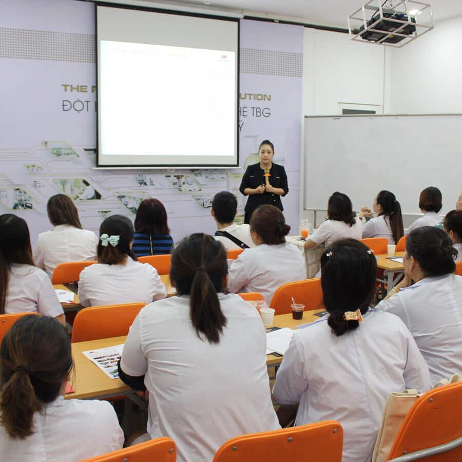 Avata Lớp chuyên đề - Công nghệ Tế bào gốc trong Da thẩm mỹ