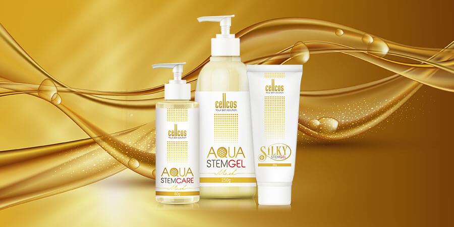 Bộ sản phẩm Cellcos - Siêu cấp nước, dưỡng ẩm cho da từ dịch chiết TBG Thực vật