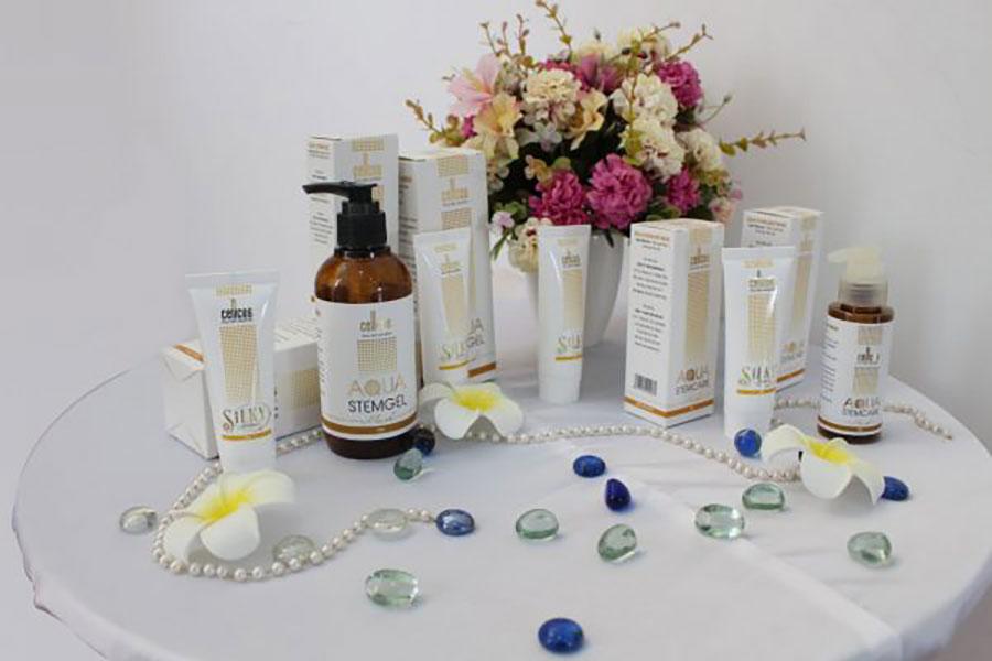 Bộ sản phẩm Cellcos có khả năng chăm sóc và phục hồi tốt cho nhiều tình trạng da khác nhau