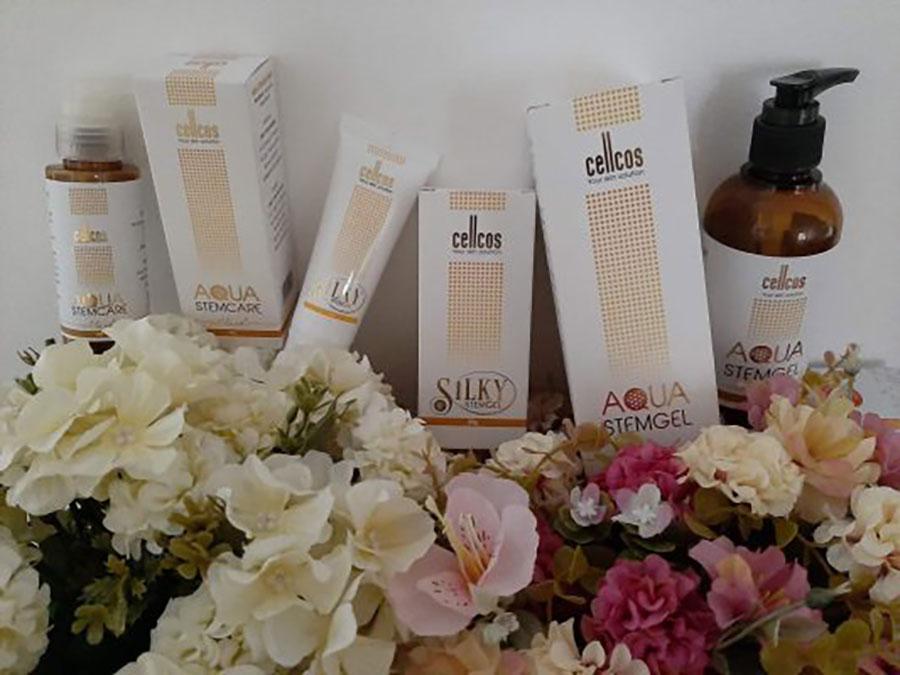 Bộ sản phẩm Cellcos là giải pháp cấp nước, dưỡng ẩm cho làn da