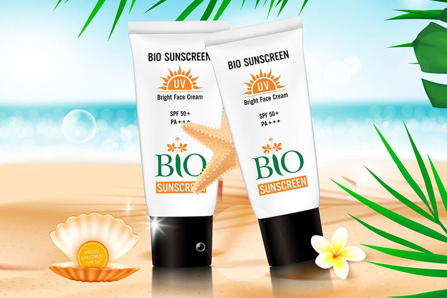 Kem chống nắng từ Công nghệ Sinh học Bio Sunscreen
