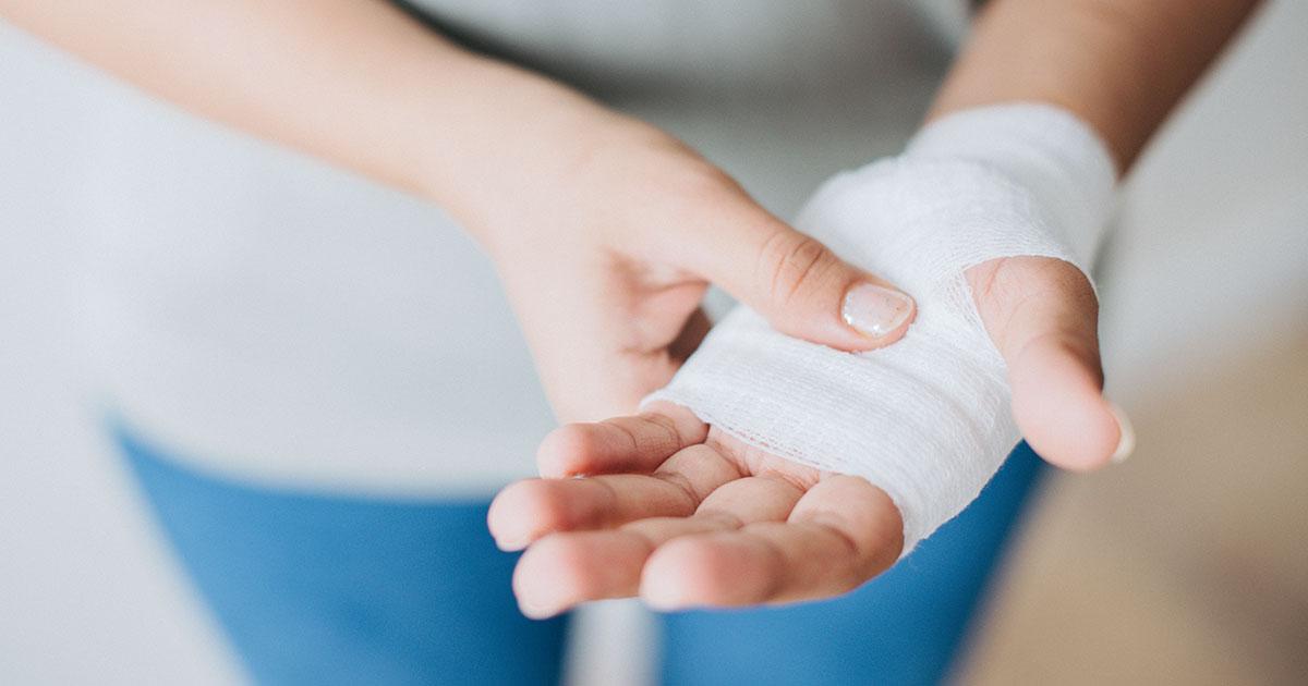 Làm lành vết thương nhanh và hạn chế để lại sẹo