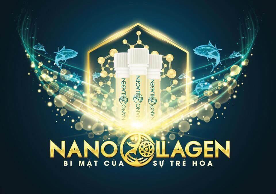 Nano Collagen - Sản phẩm hỗ trợ chống lão hóa da tuyệt vời