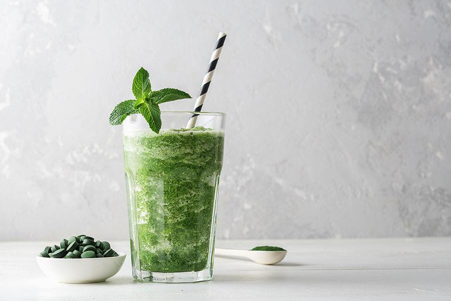 Tảo xoắn Spirulina giúp tăng cường sức khỏe cho cơ thể