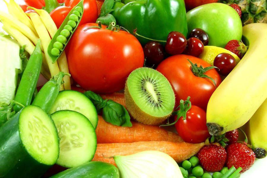 Chế độ ăn uống khoa học giúp cân bằng độ pH cho da