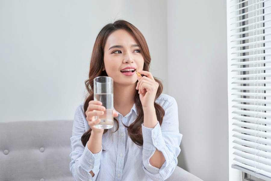 Viên uống chống nắng - tiện lợi, tiết kiệm thời gian