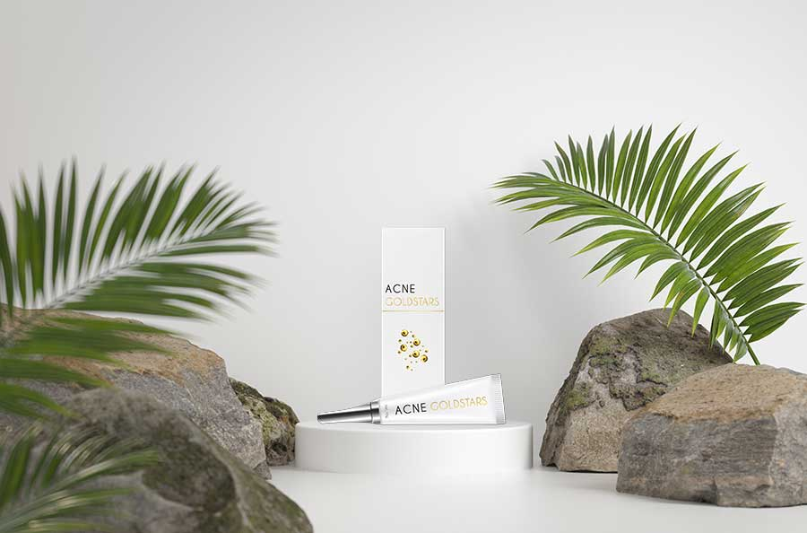 Acne GoldStars - Siêu phẩm chăm sóc da mụn