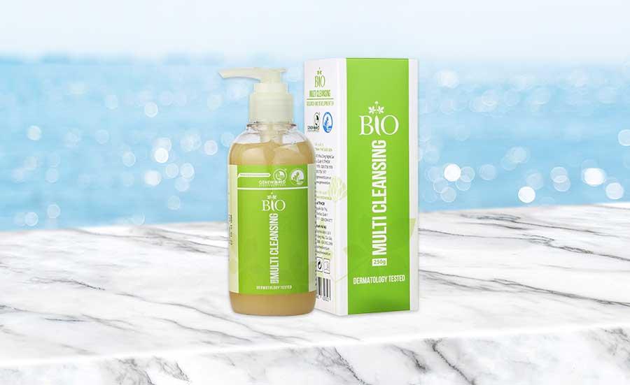 Bio Multi Cleansing - Sữa rửa mặt dịu nhẹ giúp làm sạch sâu da mặt