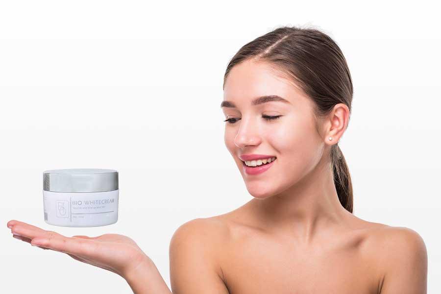 Bio White Cream ngoài dưỡng da trắng sáng còn có thể hỗ trợ trẻ hóa và tái tạo làn da