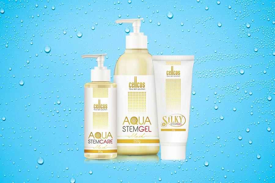 Bộ sản phẩm Cellcos - Siêu cấp nước và dưỡng ẩm cho làn da