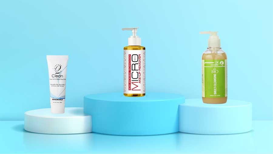 Bộ sản phẩm làm sạch sâu da mặt một cách an toàn, dịu nhẹ của Mediworld