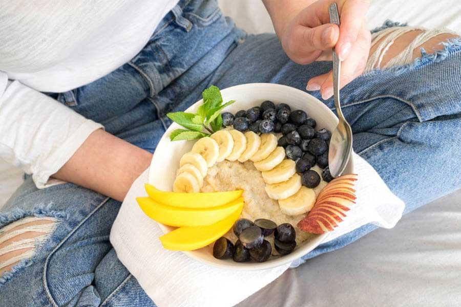 Tuyệt đối không bỏ bữa ăn sáng