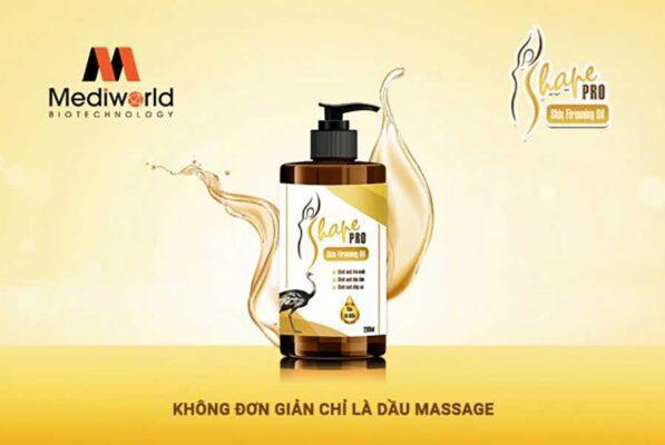 S Shape Pro Skin Firming Oil an toàn và phù hợp với nhiều làn da khác nhau