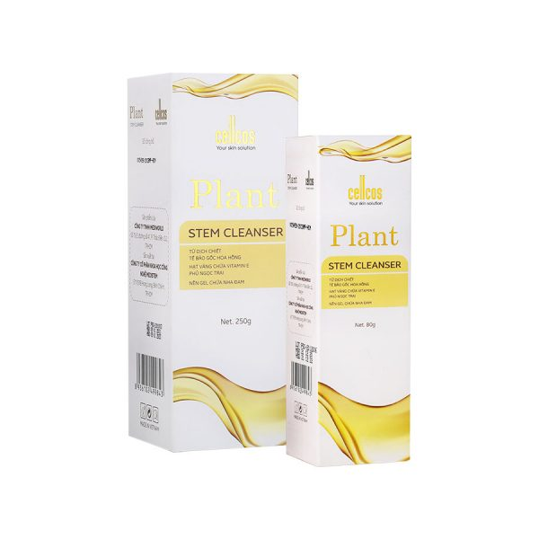 Sữa rửa mặt Plant Stem Cleanser 2