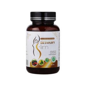 Viên uống hỗ trợ giảm mỡ Detoxify Slim 1