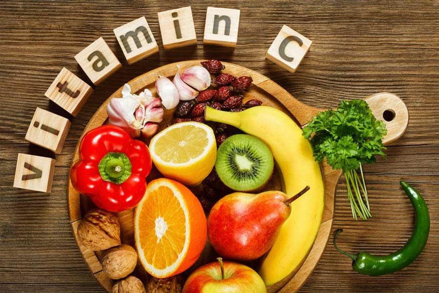 Vitamin C nuôi dưỡng làn da trắng sáng