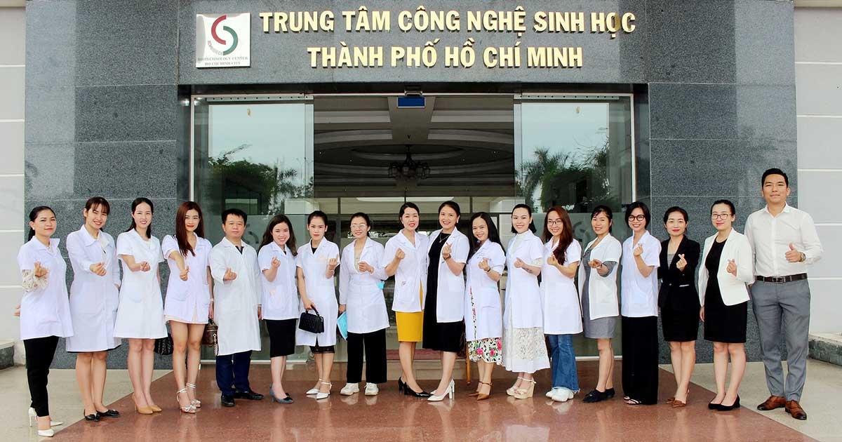 Lớp cập nhật kiến thức công nghệ cao trong Da thẩm mỹ tại Trung tâm CNSH Tp. HCM