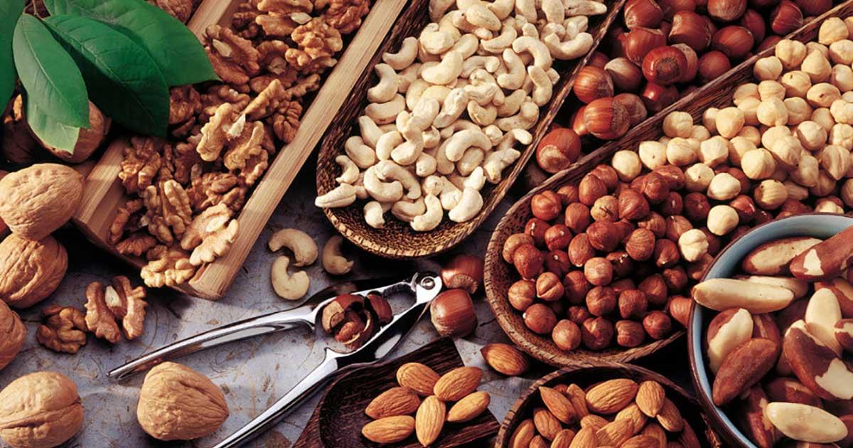 Các loại hạt hỗ trợ giảm cân, giữ dáng rất đáng dùng thử