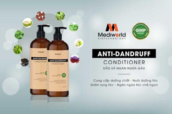 Dầu xả tóc Anti-Dandruff Conditioner - Ngăn ngừa gàu và nuôi dưỡng mái tóc