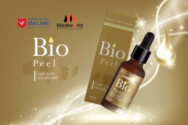 Bio Peel - Giải pháp peel da an toàn