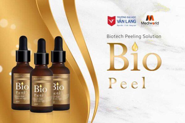 Bio Peel sẽ cho bạn một kết quả làm đẹp vượt trội