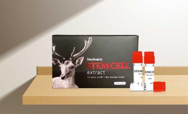 Stemcell Extract có cơ chế tác động sâu đến làn da và mang nhiều công dụng vượt trội