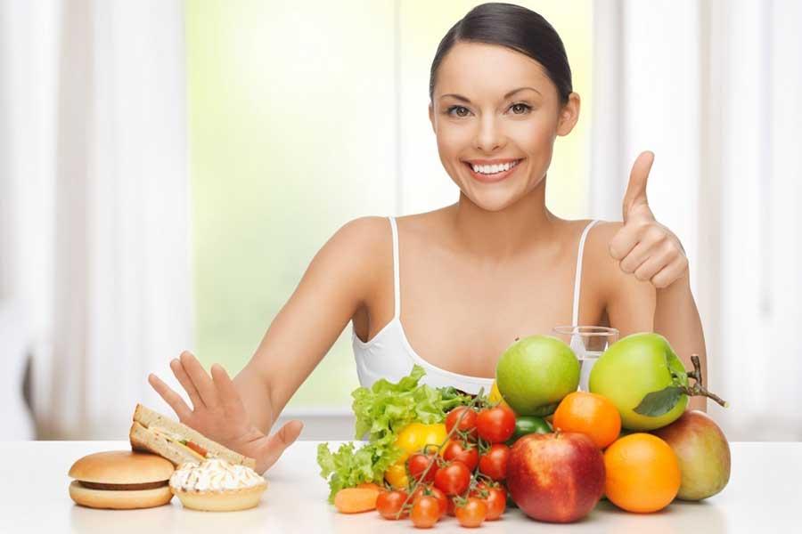 Thiết lập chế độ ăn uống hợp lý, khoa học và hạn chế sử dụng các chất kích thích