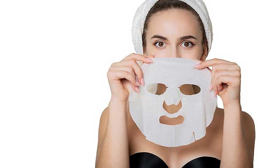 Có thể sử dụng các loại mặt nạ dưỡng ẩm sau khi thực hiện tẩy da chết cho mặt