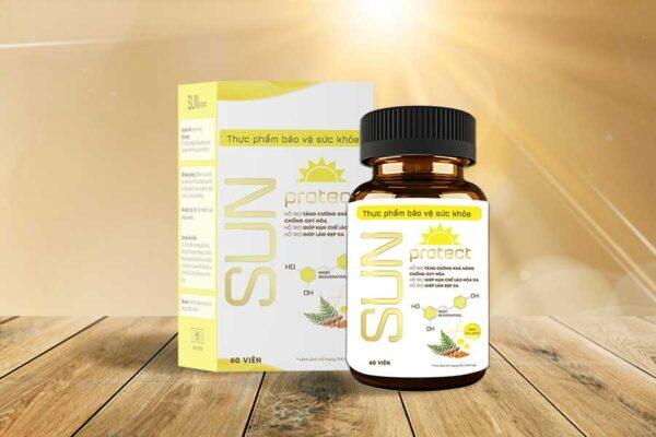 Viên uống Sun Protect được phát triển dựa trên nền tảng nghiên cứu khoa học