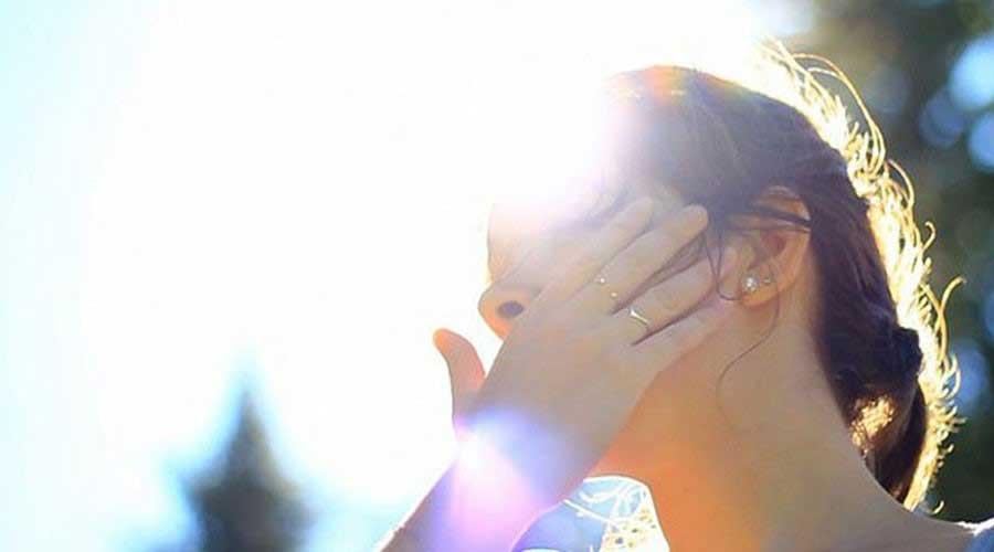 Tiếp xúc với ánh nắng mặt trời nhiều có thể gây ảnh hưởng đến thị giác